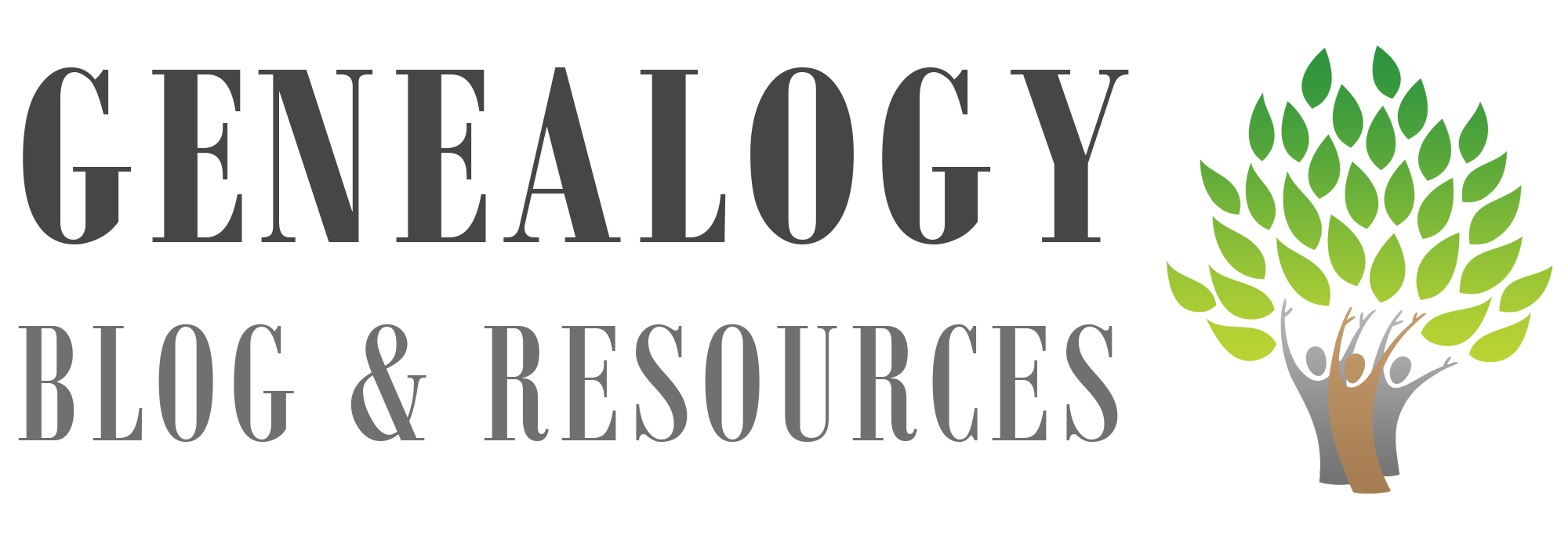Genealogy Blog and Resources