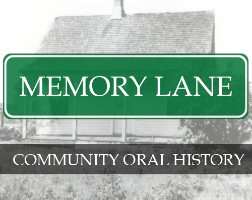 Memory Lane Community Oral History